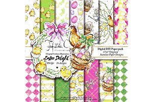 Easter Delight Paper Pack