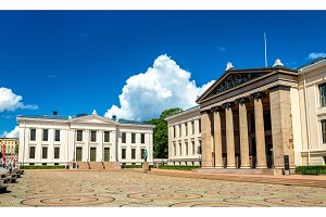 Law Faculty at University of Oslo