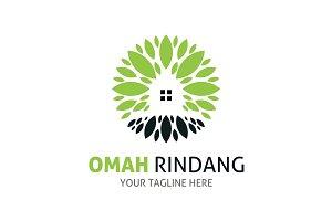OmahRindang Logo