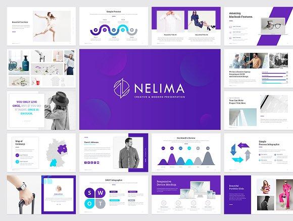 NELIMA Modern Presentation