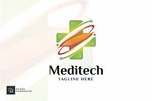 Meditech - Logo Template