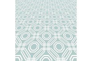 Modern Vector Geometric Pattern