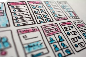 Mobile Android Wireframes