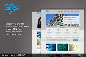 Easy to Learn PSD Templates