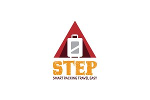 Step Travel Logo