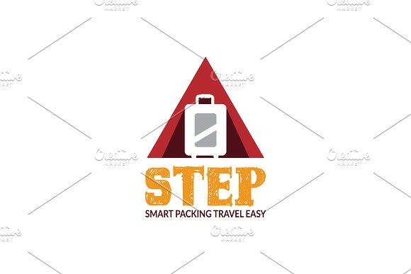 Step Travel Logo