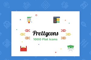 Prettycons Flat Collection