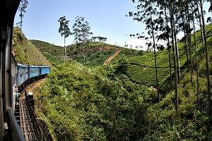 Sri Lanka railway