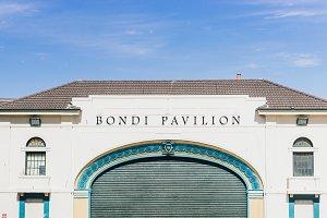 The Bondi Pavilion