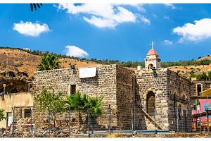 The Greek Orthodox Church in Tiberias
