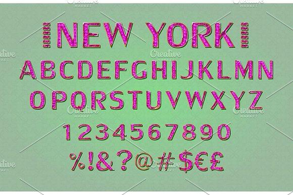 Font Alphabet Script Typeface