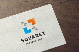 Squarex Logo