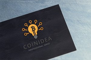 Coin Idea Logo