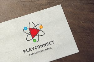 Play Connect Logo
