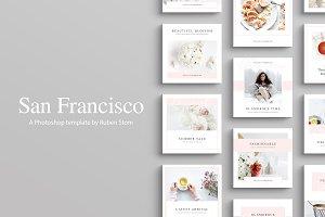San Francisco Social Media Pack