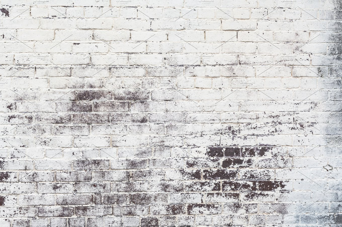 White Brick Wall Background Architecture Photos Creative Market