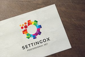 Settingox Logo