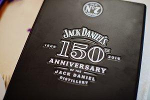 Jack Daniel's 150th anniversary