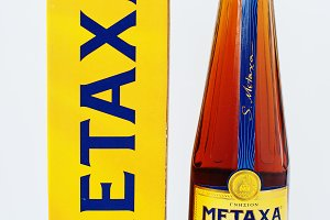 Metaxa a Greek liqueur