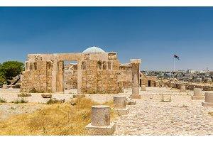 Umayyad Palace at the Amman Citadel