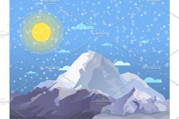 Mountaineering And Alpine Tourism Banner