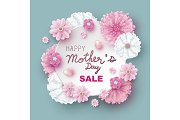 Mother's day sale design