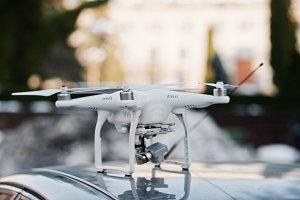 Quadrocopters 4 Phantom