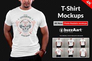 Mens Tshirt Mockup Vol-1.4