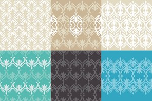 Ethnic boho seamless pattern.