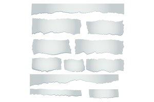 scrap paper concept
