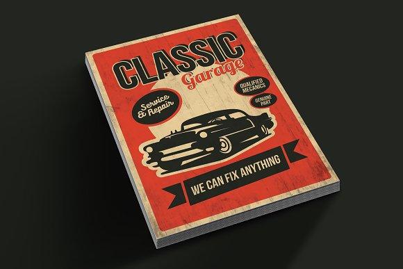 Classic Garage Service Repair