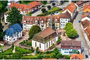 St. John the Baptist Church in Hornberg - Germany