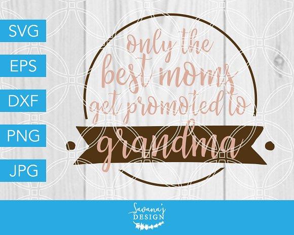 Grandma SVG Mothers Day SVG