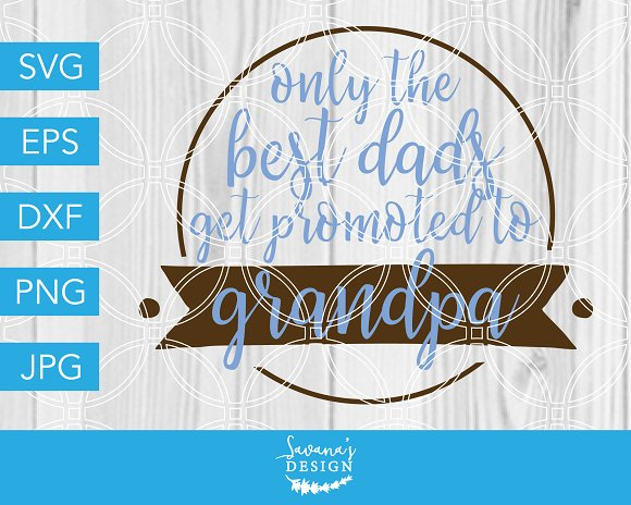 Grandpa SVG Fathers Day SVG