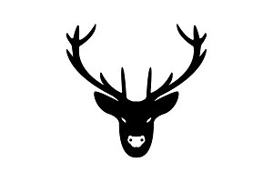 deer head icon