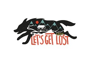 Let's get lost set