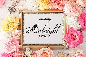 Midnight Typeface