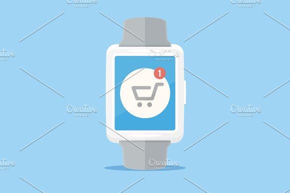Smartwatch Shopping