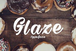 Glaze Typeface