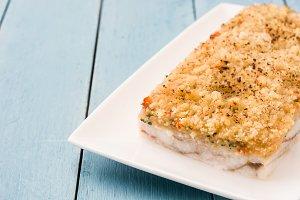 White fish casserole