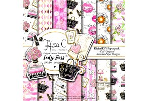 Lady Boss Paper Pack