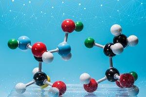 science molecule structure