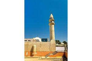 Abu Dawoud mosque in Aqaba - Jordan