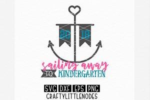 Sailing Away to Kindergarten