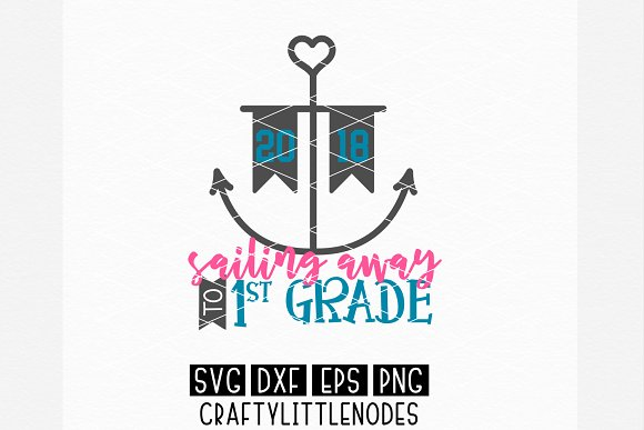 Sailing Away To First Grade