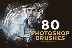 80 Photoshop Brushes