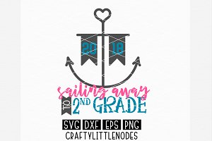 Sailing Away to 2nd Grade