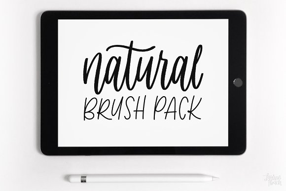 Natural Brush Pack