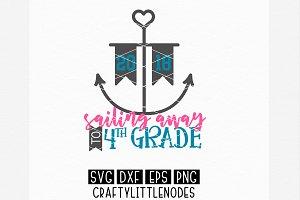 Sailing Away to 4th Grade