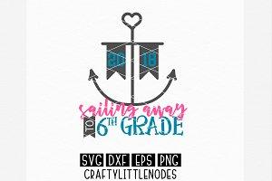 Sailing Away To 6th Grade
